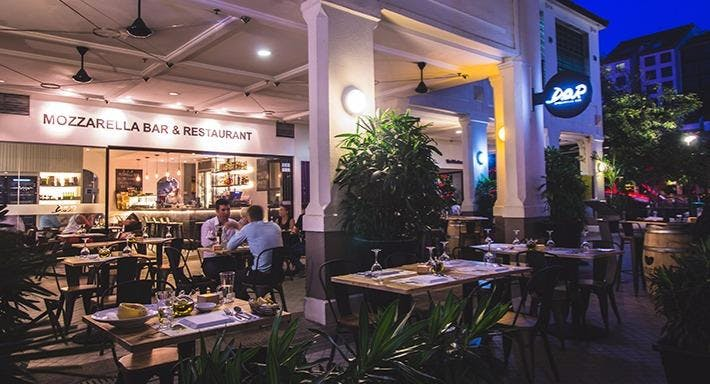 D.O.P. Mozzarella Bar and Restaurant Singapore image 4