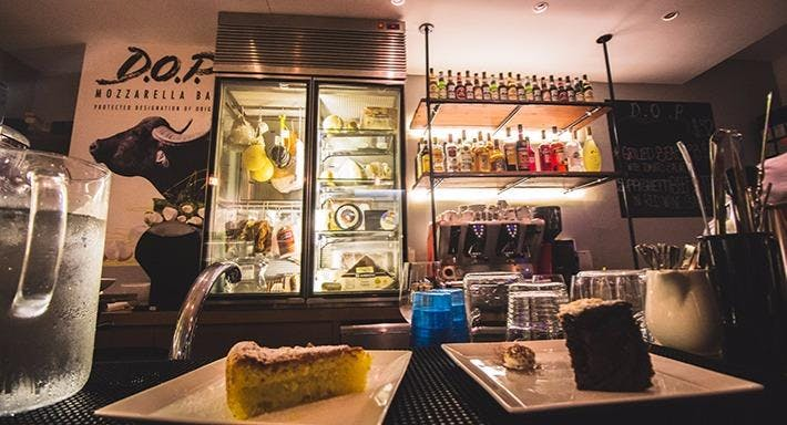 DOP Mozzarella Bar Restaurant Singapore image 2