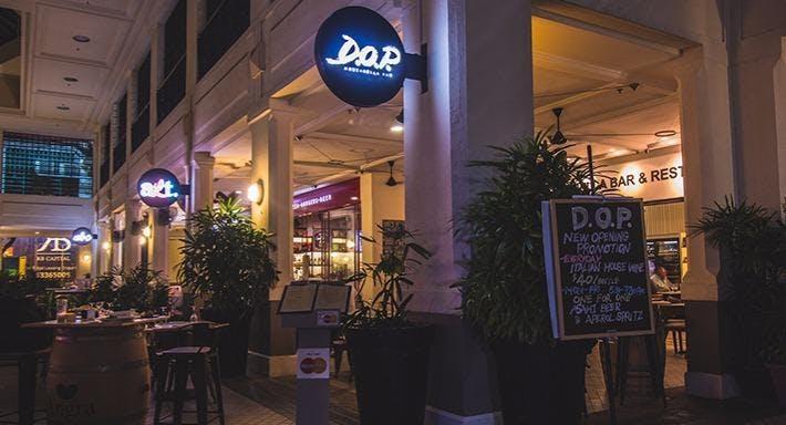 D.O.P. Mozzarella Bar and Restaurant Singapore image 5