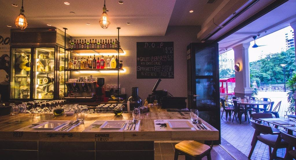 DOP Mozzarella Bar Restaurant Singapore image 1