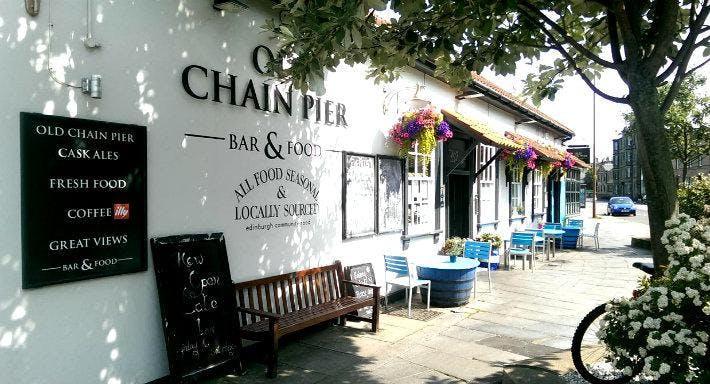 Old Chain Pier Edinburgh image 2