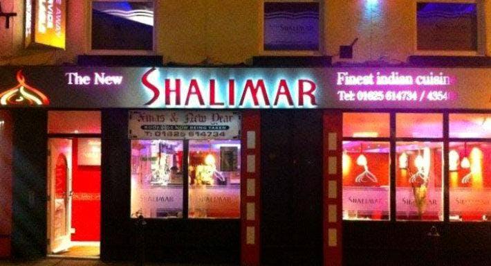 Shalimar - Macclesfield
