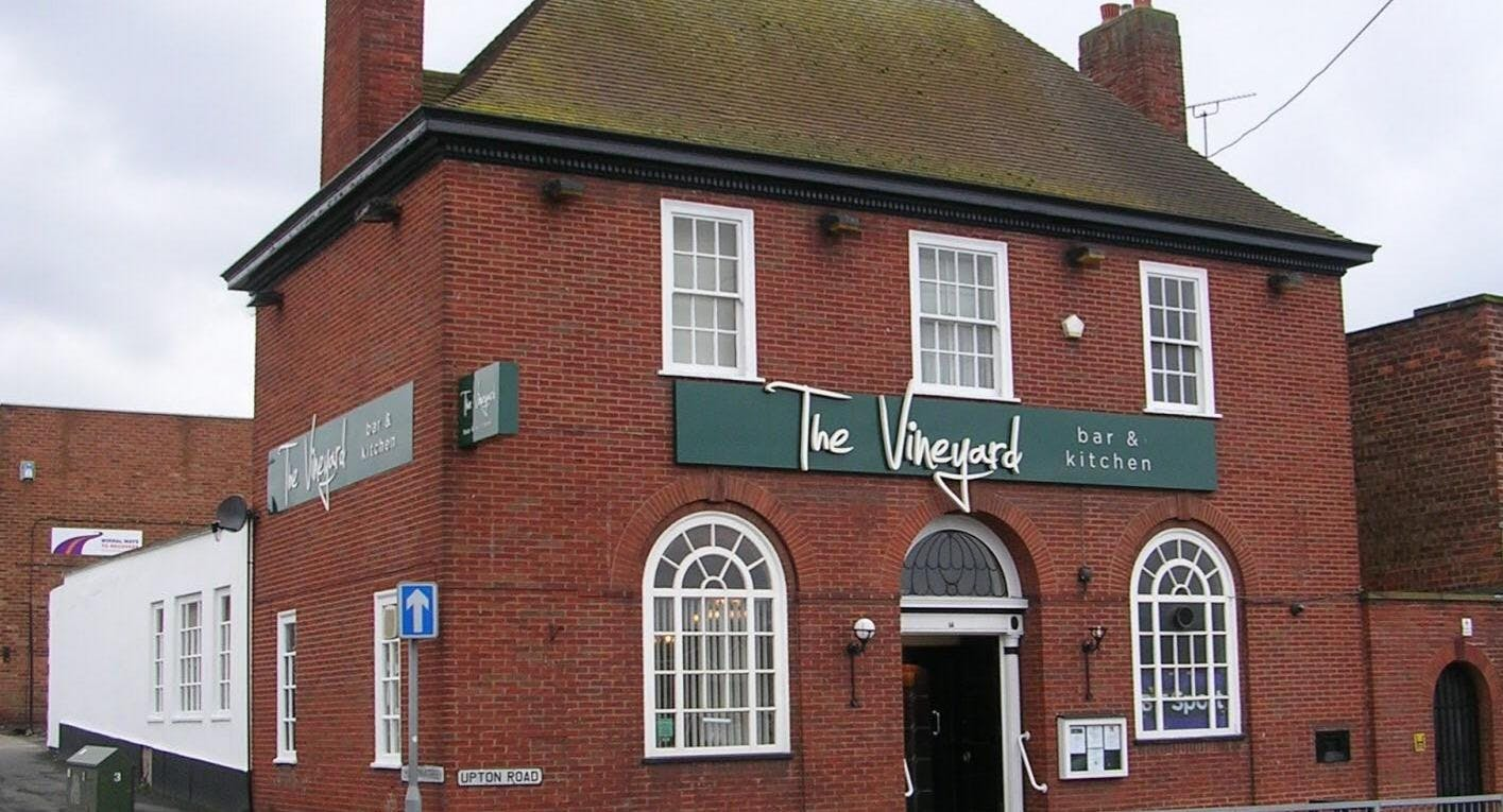 The Vineyard Bar and Kitchen