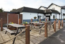 Restaurant Bay Horse Chorley in Euxton, Chorley