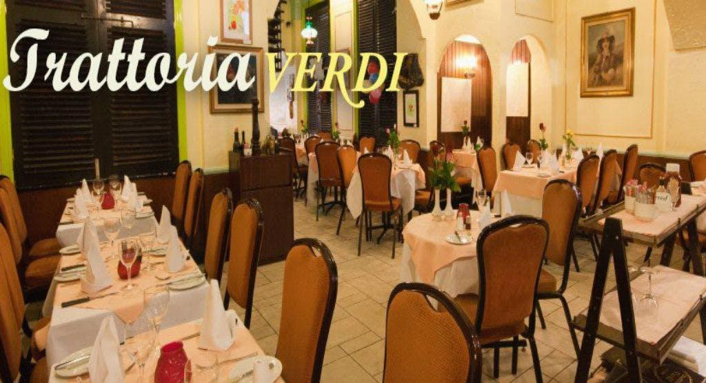 Trattoria Verdi Restaurant London image 1