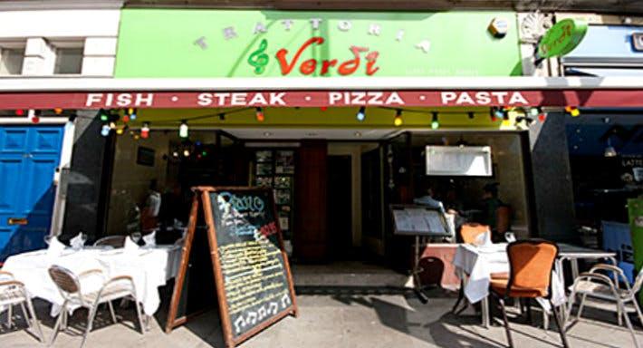 Trattoria Verdi Restaurant London image 2