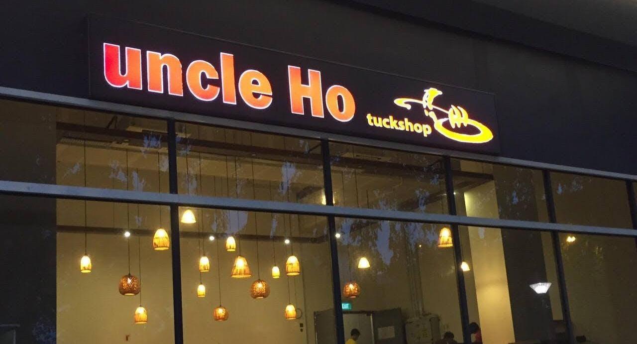 Uncle Ho's Tuckshop - Pasir Panjang