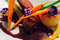 Restaurant The Vernon in Hanbury, Hanbury