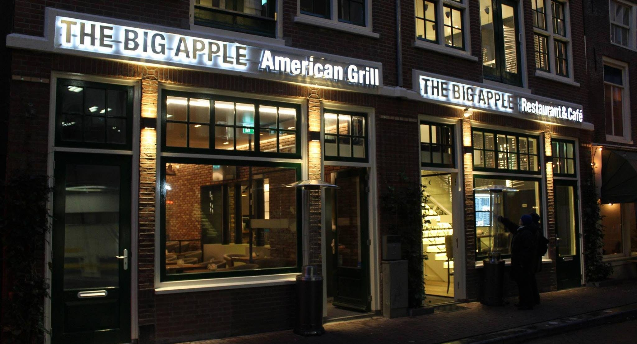 The Big Apple Amsterdam image 1