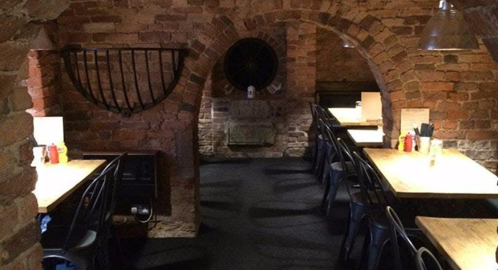 Lyon's Den Gourmet Burger Shrewsbury image 1