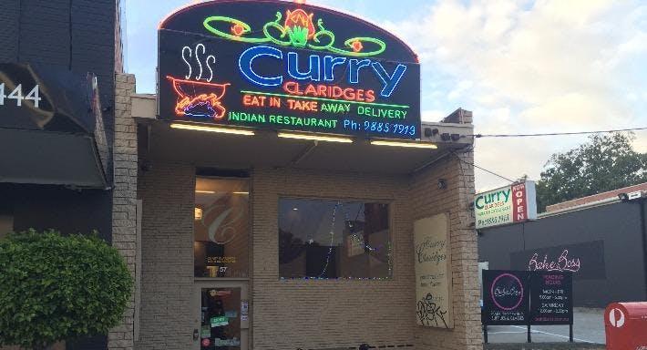 Curry Claridges