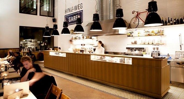 Hin & Weg Gare Zürich image 1