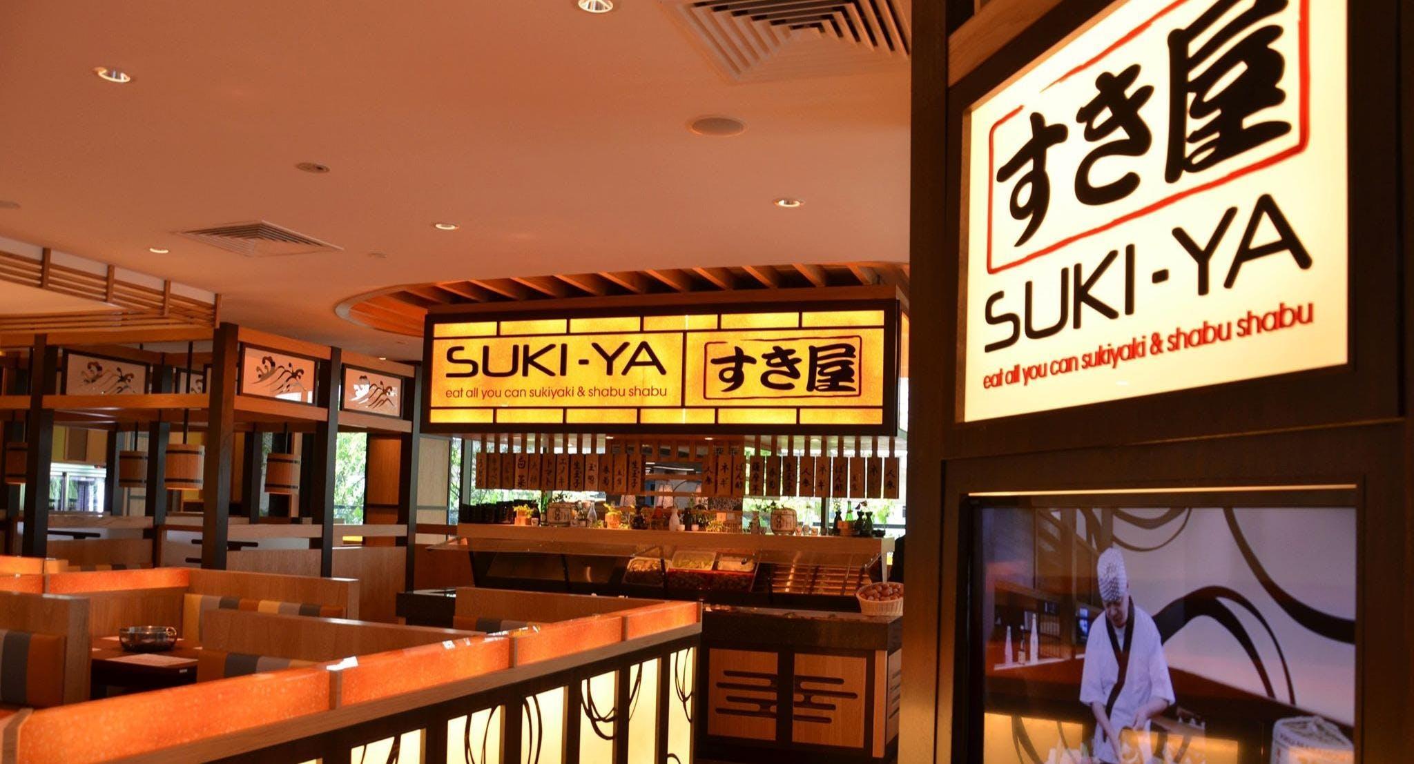Suki-Ya - Bukit Panjang Plaza
