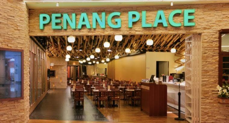 Penang Place - Suntec City