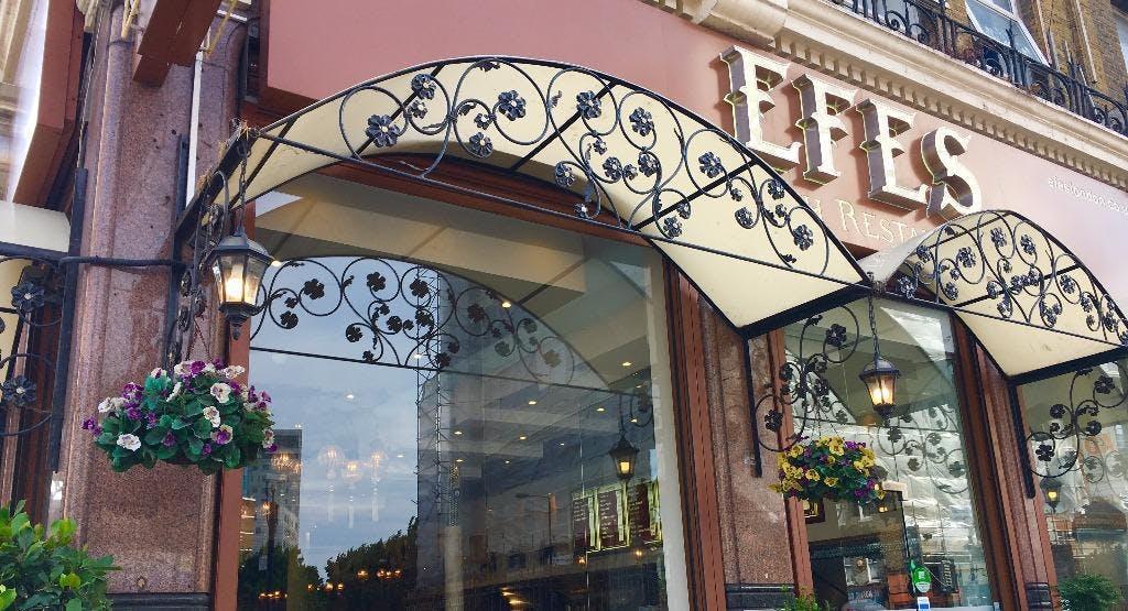 Efes Turkish Restaurant London image 1
