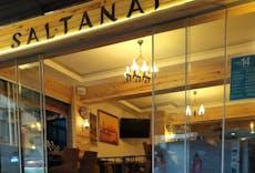 Restaurant Saltanat Barbecue House in Topkapı, Istanbul