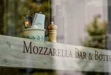 Mozzarella Bar & Bottega