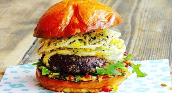 Brioche Burger - Walthamstow