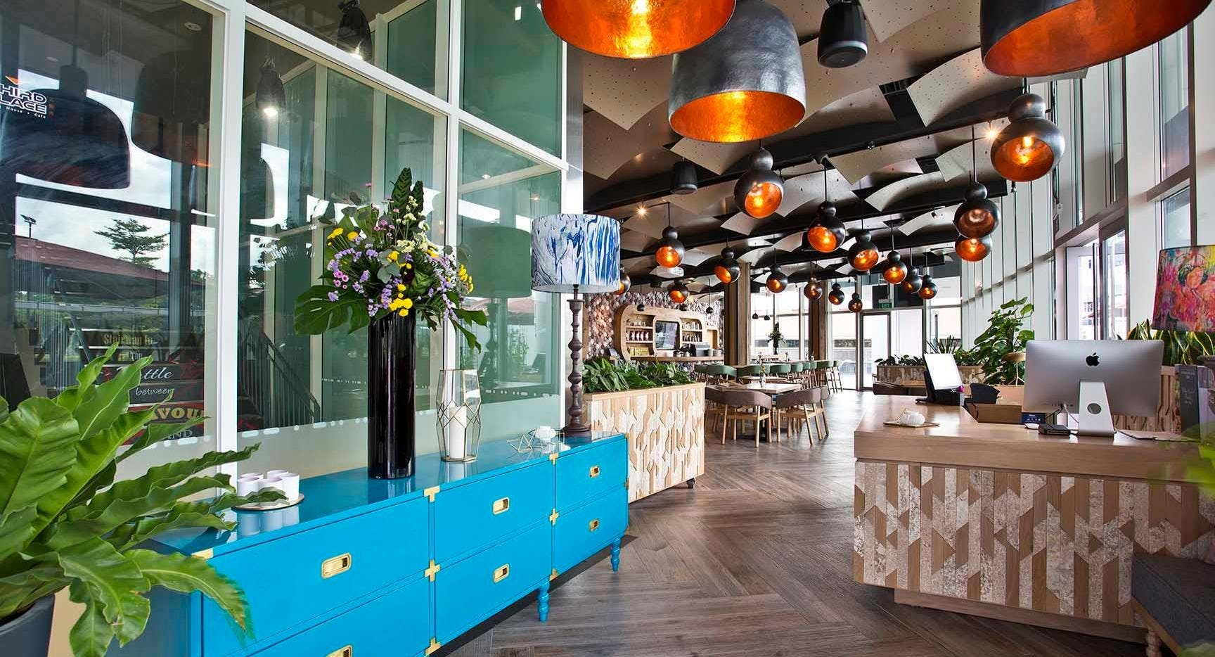 Cafe Melba at Mediapolis Singapore image 1