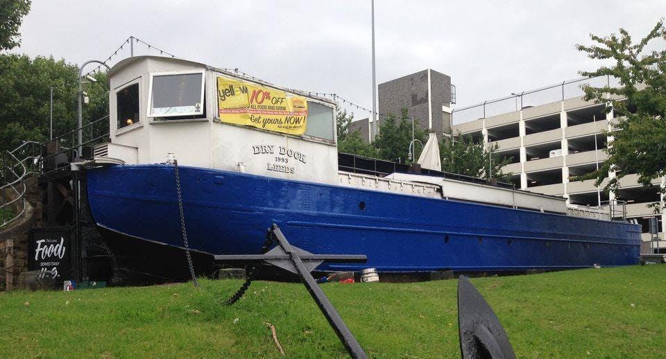 Photo of restaurant Dry Dock Leeds in Little London, Leeds