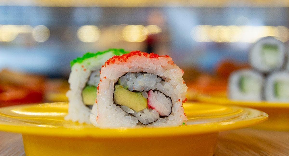 Running Sushi Sunrise Kioyo - Milleniumcity
