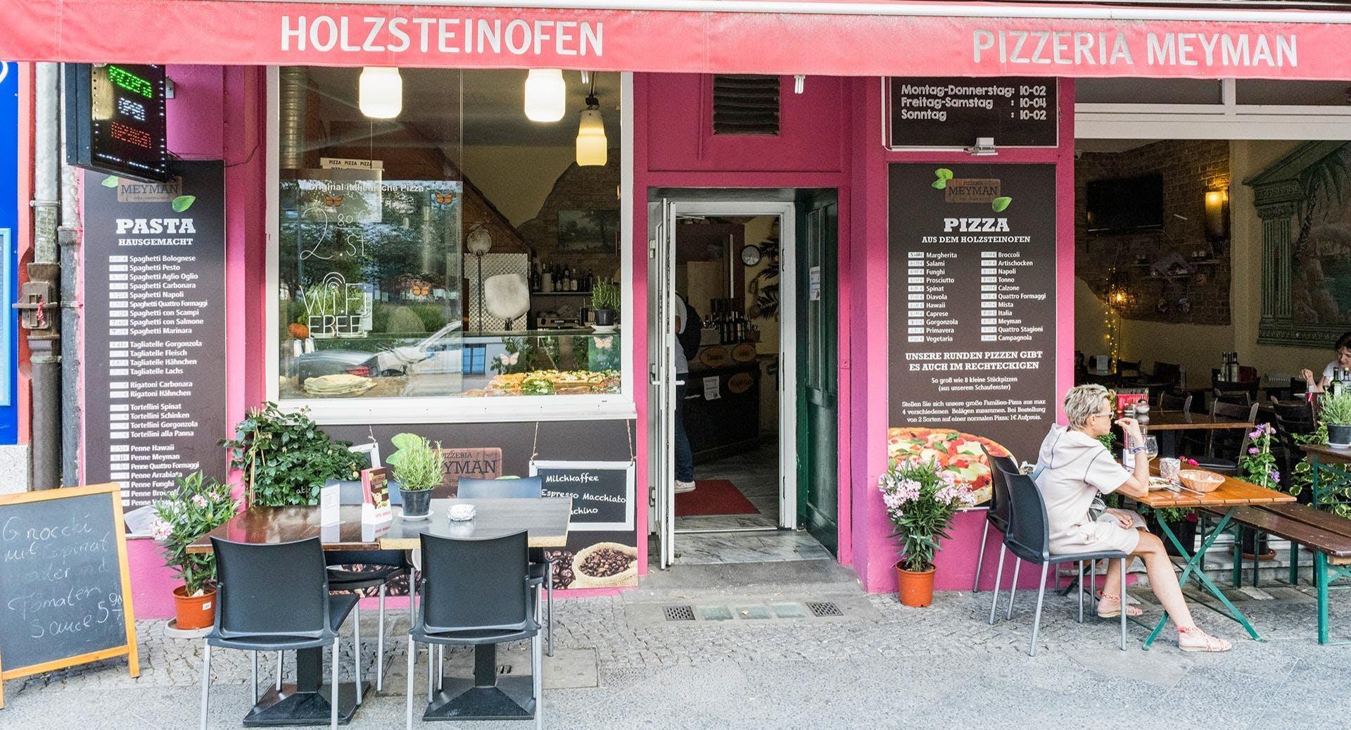 Meyman Pizzeria Berlin image 1