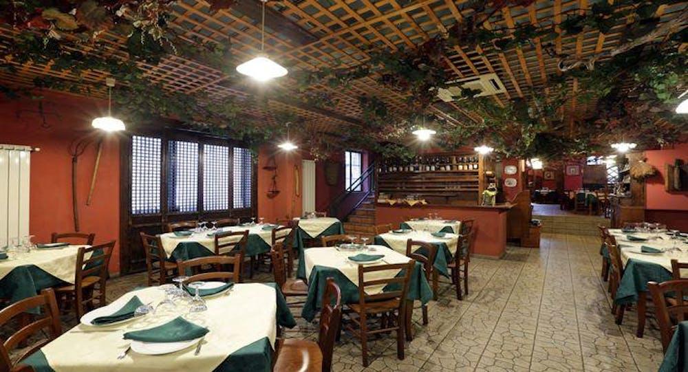 L'interno dell'Antica Bruschetteria Pautasso: dove mangiare bagna cauda a Torino - Fonte: Quandoo