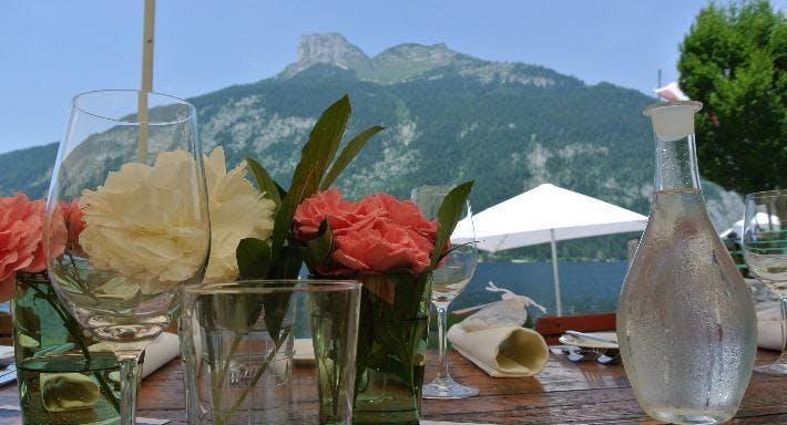 Strandcafe Restaurant Altaussee Altaussee image 1