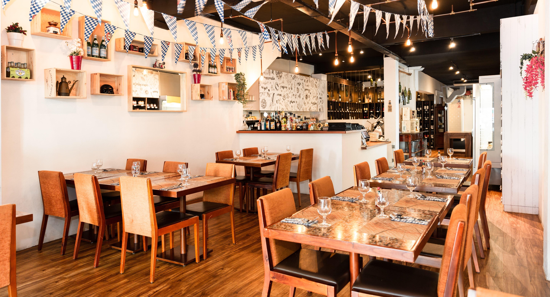 Al Forno Tapas & Wine Bar Singapore image 1