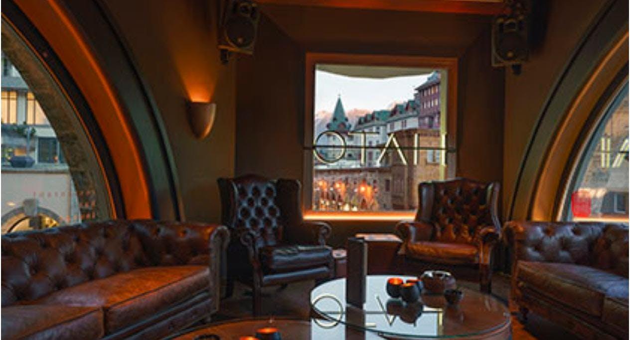 HATO  - Fine Asian Cuisine - St.Moritz