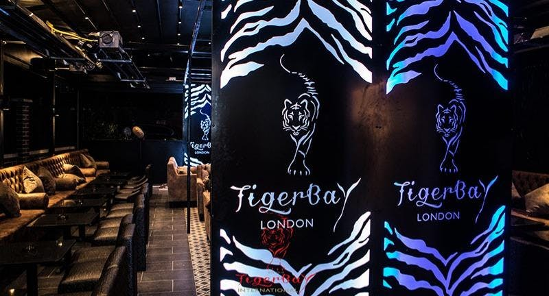 Tigerbay Hanger Lane London image 1