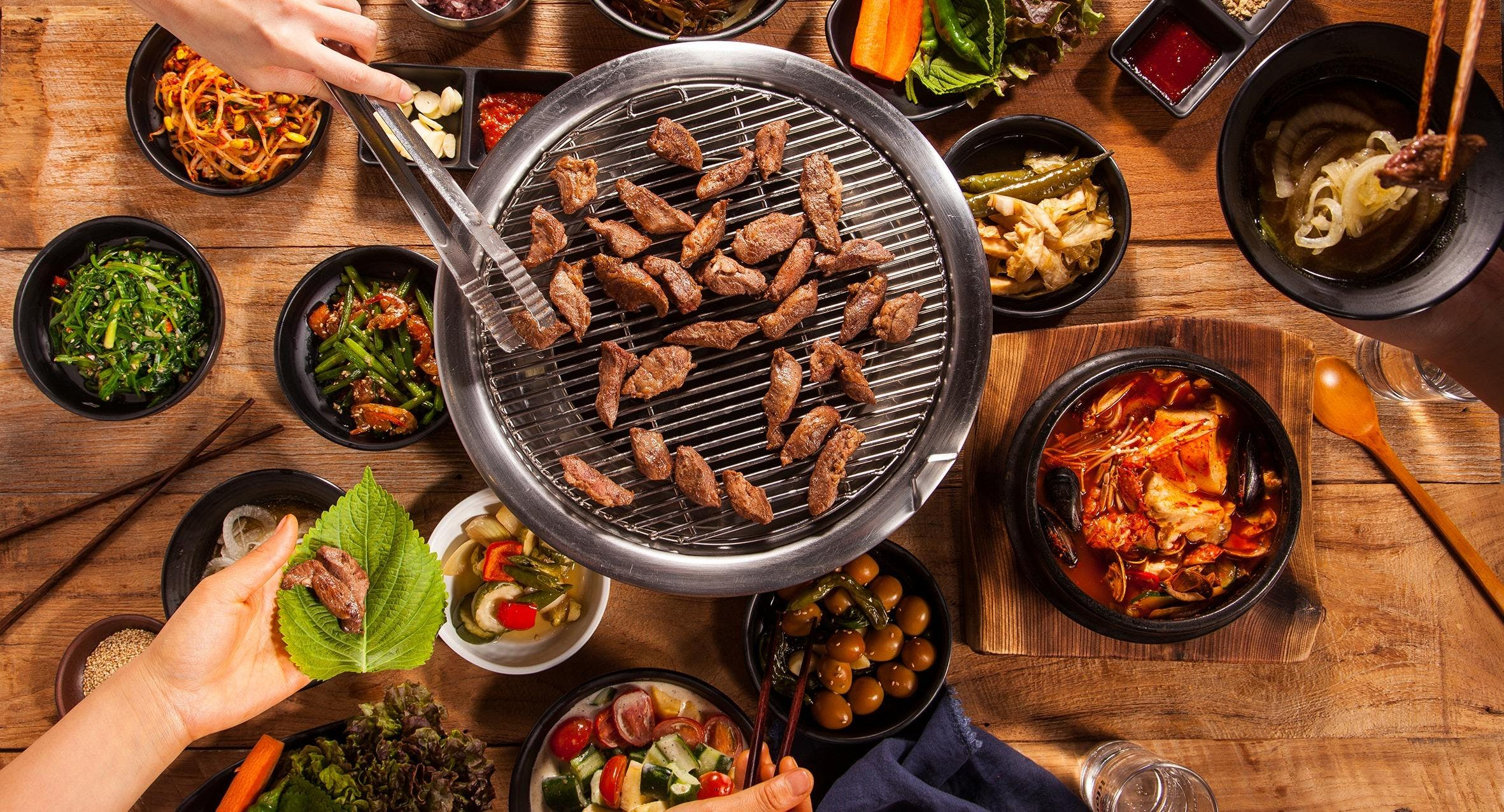 Seorae Korean Charcoal BBQ - Plaza Singapura Singapore image 2