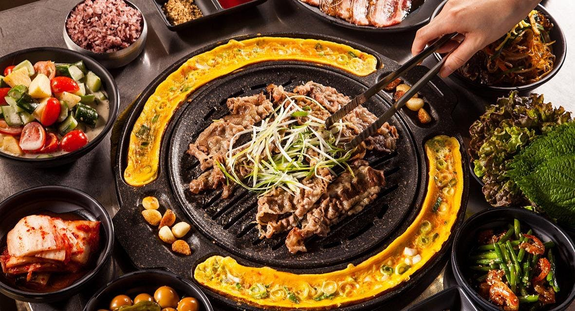 Seorae Korean Charcoal BBQ - Plaza Singapura