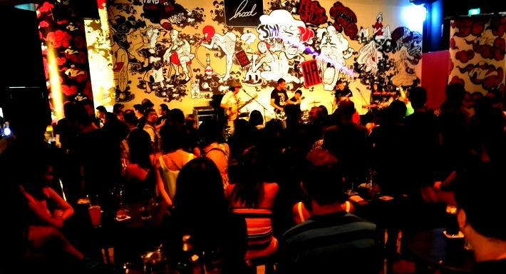 Hood Bar & Cafe Singapore image 3
