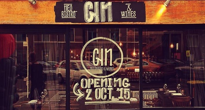 GIN Neo Bistro & Wines Amsterdam image 2