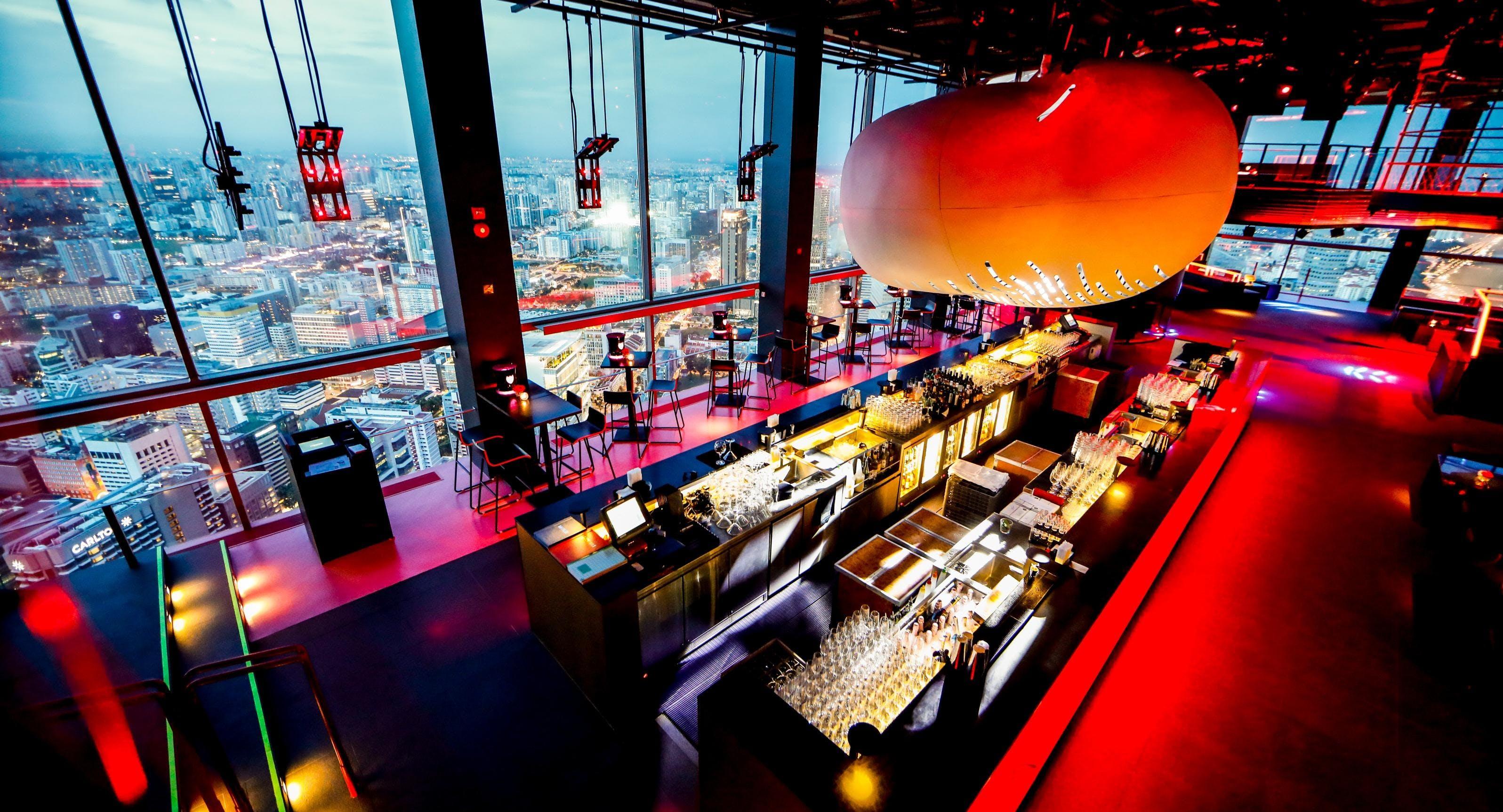 Bar Rouge Singapore image 2