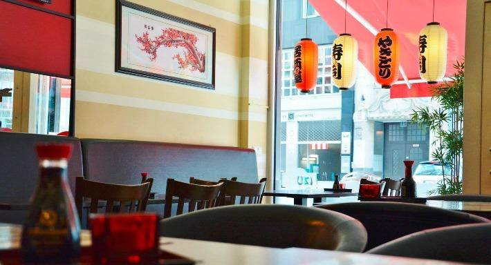 izumi restaurant sushi bar in berlin mit nur drei klicks reservieren. Black Bedroom Furniture Sets. Home Design Ideas