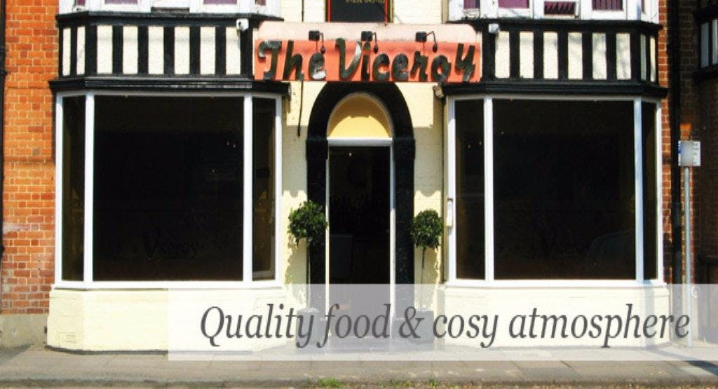 The Viceroy Restaurant Hartley Wintney image 1