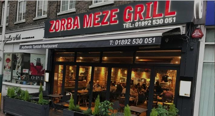 Zorba Meze Grill Tunbridge Wells image 2