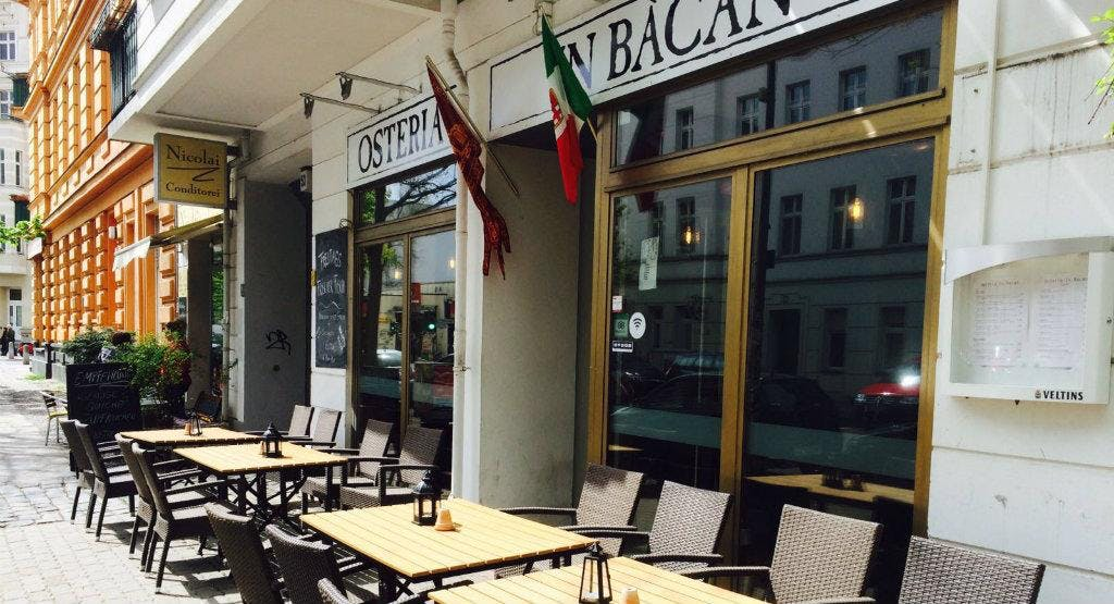 Osteria In Bacan Berlin image 1