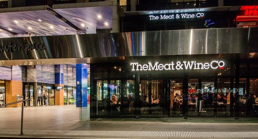 The Meat & Wine Co Southbank
