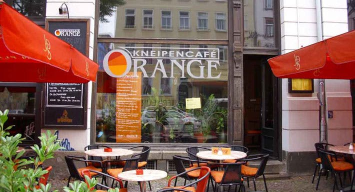 Kneipencafe Orange Leipzig image 1