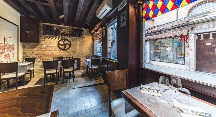 Photo of restaurant Hostaria Osottoosopra in Dorsoduro/Accademia, Venice