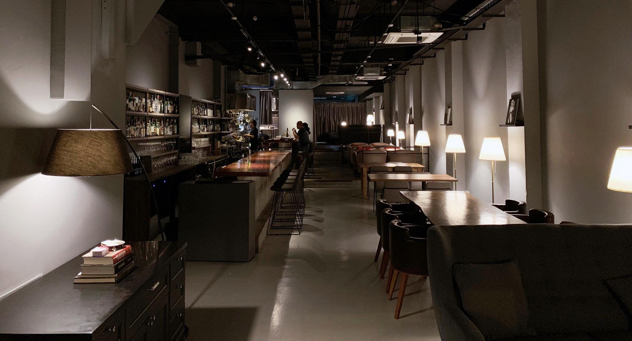Pixy Contemporary French Cuisine and Bar Singapore image 1