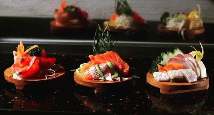 Ganbare Kaz Kaiten Sushi