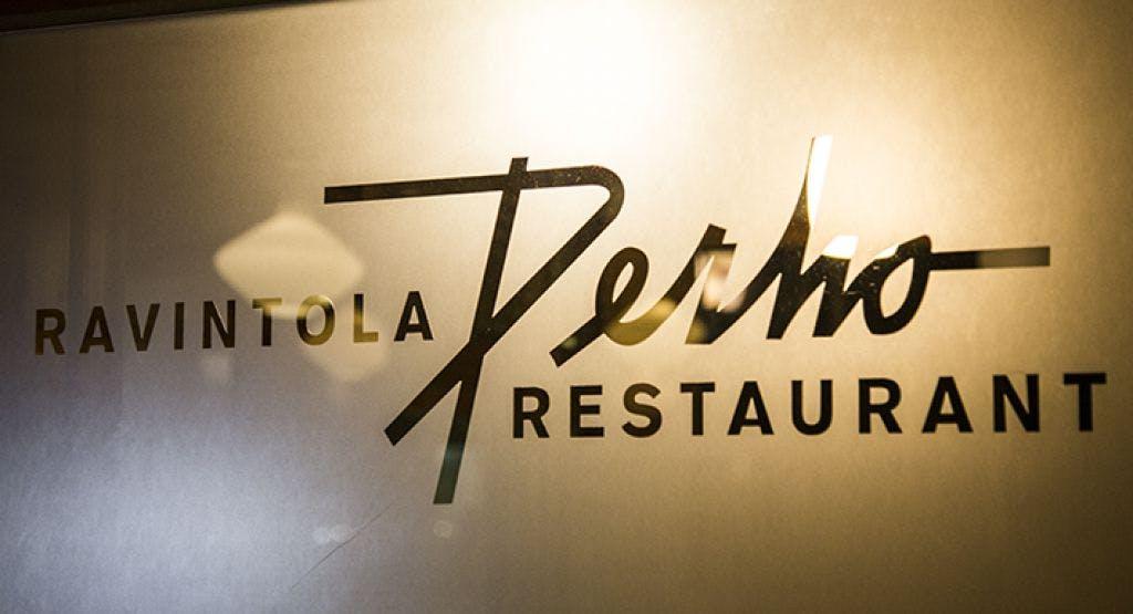 Ravintola Perho Helsinki image 1