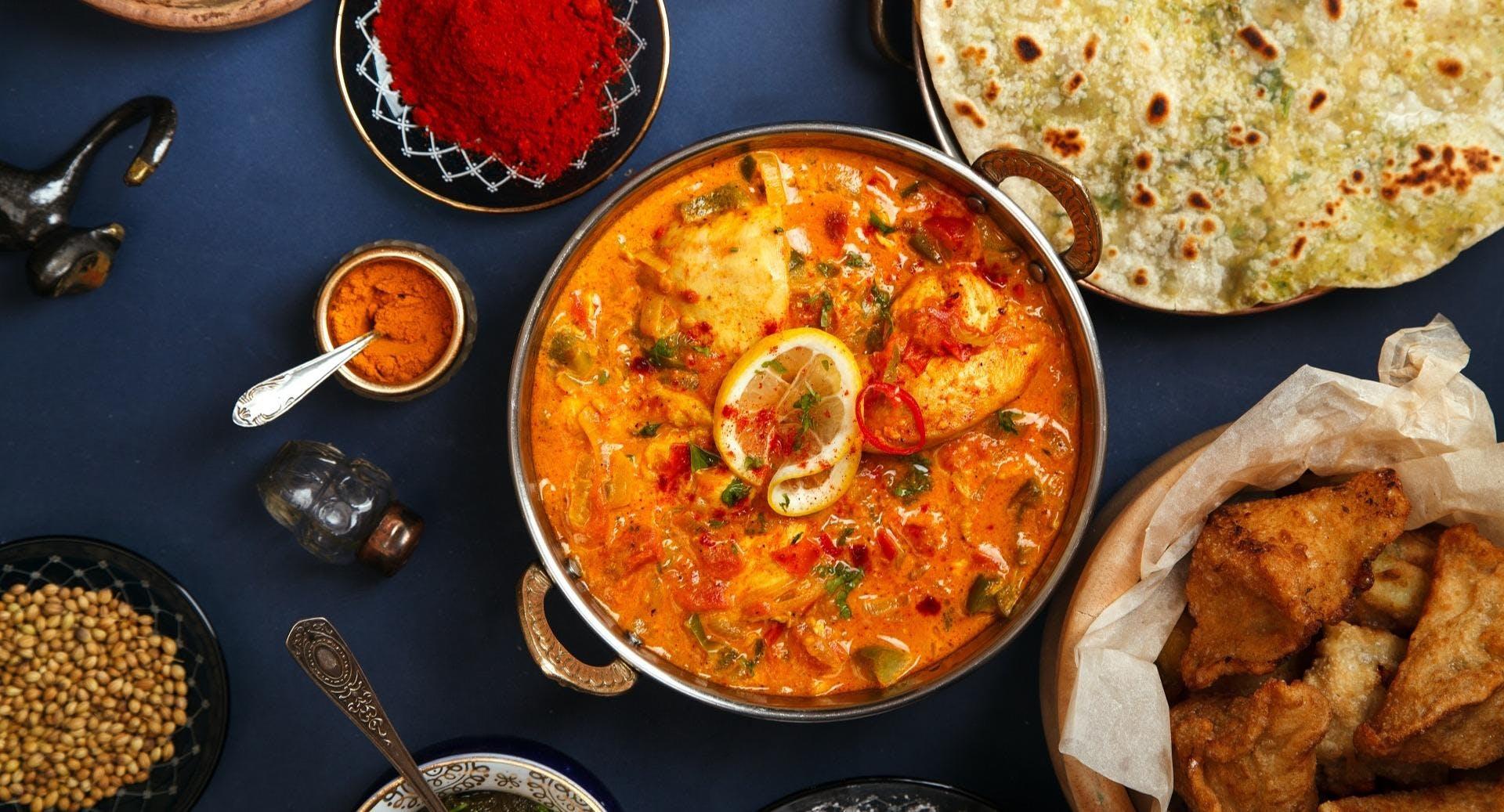 Aago Nepalesische Küche Bonn image 2