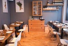 Restaurant Isaac At in North Laine, Brighton