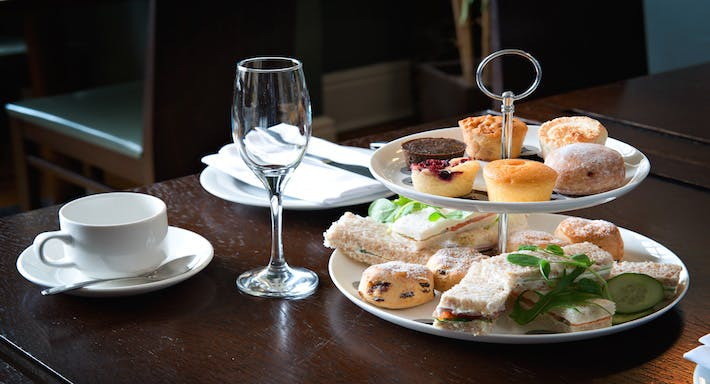 Afternoon Tea at Clayton Crown Hotel