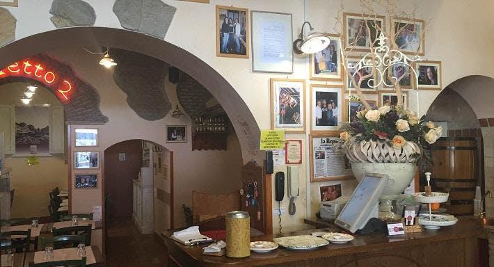 Pizzeria hostaria Baffetto 2 - CAMPO DEI FIORI Roma image 6
